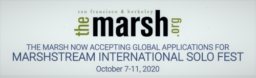 Post image for Theater Feature: MARSHSTREAM INTERNATIONAL SOLO FEST (The Marsh online)