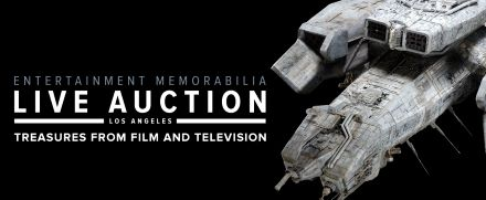 Post image for Auction Preview: ICONIC HORROR & SCI-FI PROPS (Prop Store)