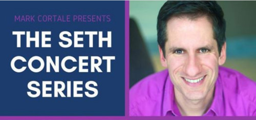 Post image for Concert Feature: THE SETH CONCERT SERIES (Upcoming guests: Sierra Boggess, Karen Olivo and Jeremy Jordan)
