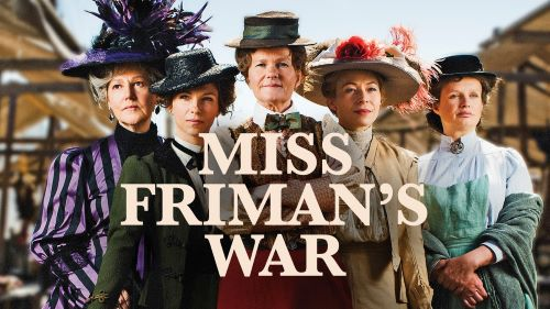 Post image for DVD Review: MISS FRIMAN'S WAR | FRÖKEN FRIMANS KRIG (MHz Series, 2013-2017, on DVD and Streaming)