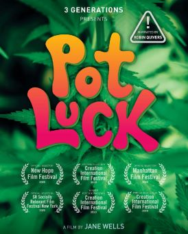 Post image for Film Review: POT LUCK (directed by Jane Wells)