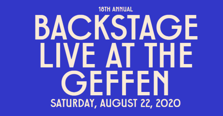 Post image for Theater Feature: BACKSTAGE LIVE AT THE GEFFEN (Geffen Playhouse annual fundraiser)