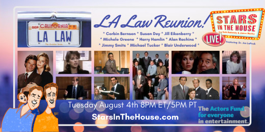 Post image for Theater Preview: L.A. LAW REUNION (Stars in the House)