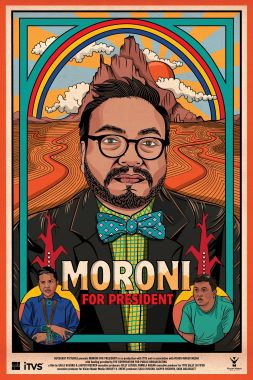 Post image for Film Preview: MORONI FOR PRESIDENT (directed by Saila Huusko and Jasper Rischen)