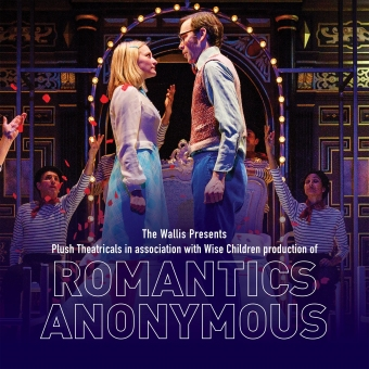 Post image for Theater Preview: ROMANTICS ANONYMOUS (UK's Bristol Old Vic, streamed for The Wallis in Beverly Hills)