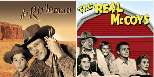 Post image for TV Preview: THE RIFLEMAN, THE REAL MCCOYS & MORE (FilmRise AVOD Offerings)