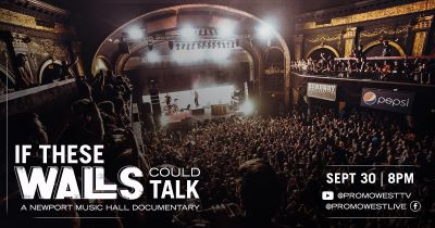 Post image for Film Preview: IF THESE WALLS COULD TALK (documentary on Newport Music Hall in Ohio)