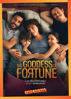 Film Review: THE GODDESS OF FORTUNE [LA DEA FORTUNA] (directed by Ferzan  Özpetek)