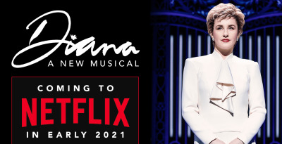 Post image for Broadway Preview: DIANA (Netflix and Longacre Theatre)