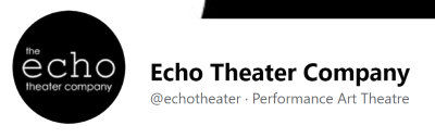 Post image for Theater Feature: AHMED BEST ANNOUNCED AS ASSOCIATE ARTISTIC DIRECTOR (Echo Theater Company in Los Angeles)