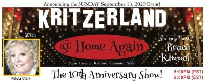 Post image for Music/Theater Preview: KRITZERLAND'S 10TH ANNIVERSARY SHOW (Kritzerland — @ Home Again)