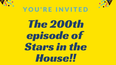 Post image for Theater Preview: STARS IN THE HOUSE (200th Episode)
