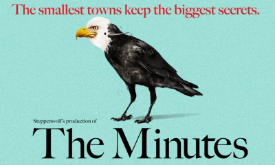 Post image for Broadway Preview: THE MINUTES (Steppenwolf at Cort Theatre)