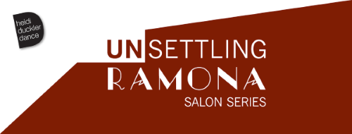 Post image for Dance Preview: UNSETTLING RAMONA SALON SERIES (Heidi Duckler Dance)