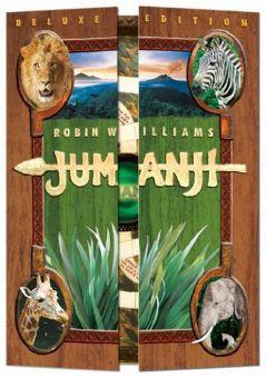 Post image for Film Appreciation: JUMANJI (directed by Joe Johnston)