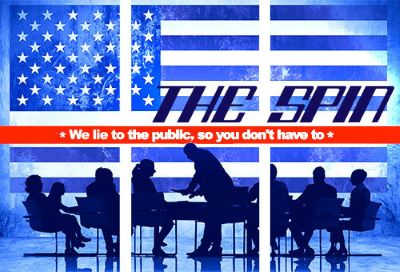 Post image for Theater Review: THE SPIN (Interrobang Theatre Project, Chicago)
