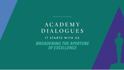Post image for Film Extras Review: BROADENING THE APERTURE OF EXCELLENCE (Academy of Motion Picture Arts and Sciences)