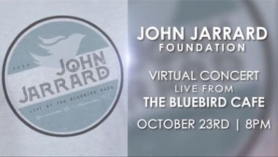 Post image for Music Preview: 19TH ANNUAL JOHN JARRARD FOUNDATION SONGWRITING SHOW (Bluebird Café in Nashville)