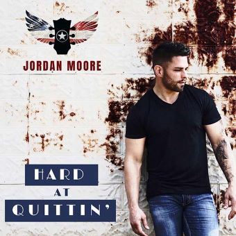 "Post image for Music Review: JORDAN MOORE (""Hard at Quittin'"")"