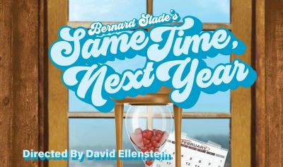 Post image for Theater Preview: SAME TIME, NEXT YEAR (North Coast Rep)