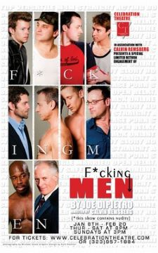 Post image for Theater Review: FUCKING MEN (Celebration Theatre)