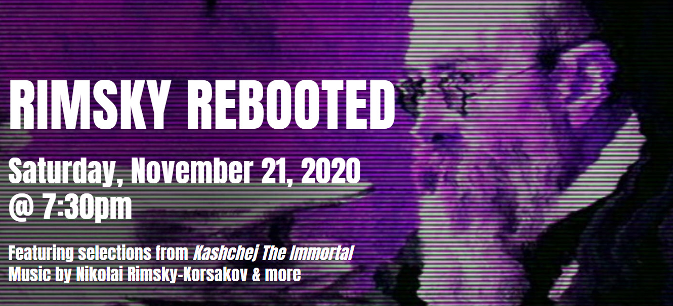 Post image for Opera Preview: RIMSKY REBOOTED (Chicago Opera Theater)