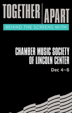 Post image for MUSIC PREVIEW: CMS: FRONT ROW (Chamber Music Society of Lincoln Center and The Soraya)