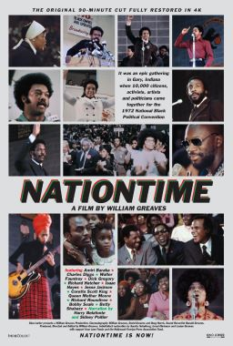 Post image for Film Review: NATIONTIME (directed by William Greaves)