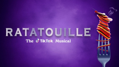 Post image for Theater: RATATOUILLE: THE TIKTOK MUSICAL (A One-Time Streaming Event as a Benefit for The Actors Fund