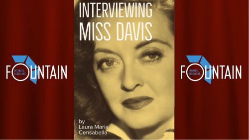 Post image for Theater Preview: INTERVIEWING MISS DAVIS (Fountain Theatre's End-of-Year Party and Playreading)