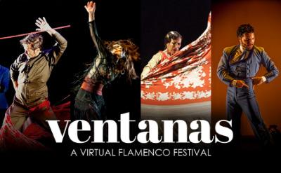 Post image for Dance Preview: VENTANAS (Flamenco Vivo Carlota Santana)