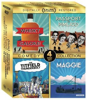 Post image for DVD Review: EALING STUDIOS COMEDY COLLECTION (Blu-Ray in HD from Film Movement Classics)