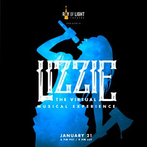 Post image for Theater: LIZZIE (Ray of Light Theatre in San Francisco; January 21 only; Hosted by James Monroe Iglehart)