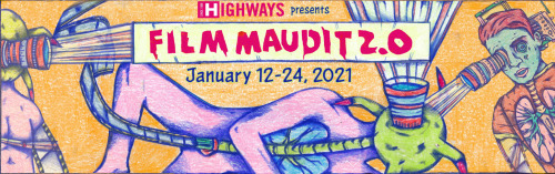 Post image for Film Festival: FILM MAUDIT 2.0 (Highways Performance Space)