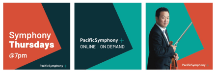 Post image for Music: SYMPHONY THURSDAYS AT 7 (Pacific Symphony)