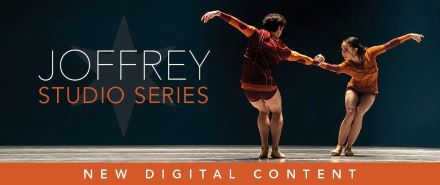 Post image for Dance Review: JOFFREY STUDIO SERIES (The Joffrey Ballet)