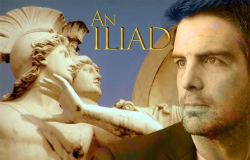 Post image for Theater: AN ILIAD (Live from the New Vic in Santa Barbara, Ensemble Theatre Company)