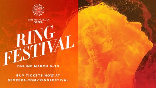 Post image for Opera: RING FESTIVAL (San Francisco Opera)