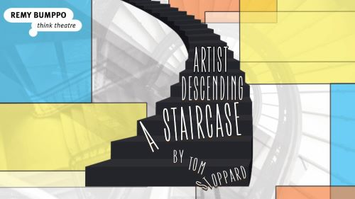 Post image for Theater: ARTIST DESCENDING A STAIRCASE (Tom Stoppard Radio Play; Remy Bumppo Theatre Company in Chicago)