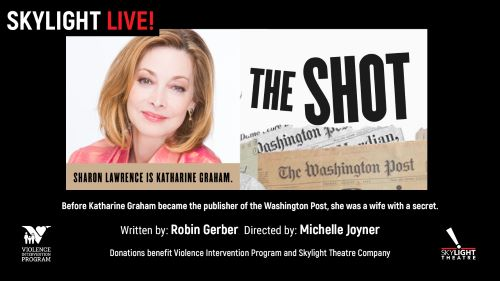 Post image for Theater: THE SHOT (starring Sharon Lawrence at Skylight)