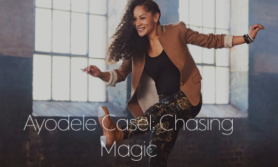 Post image for Dance: CHASING MAGIC (Ayodele Casel world premiere, streaming from The Joyce in NYC)