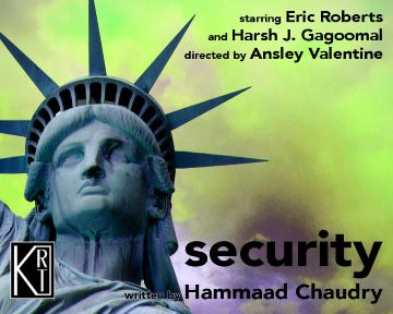 Post image for Chicago Theater: SECURITY (Starring Eric Roberts; Kane Rep)