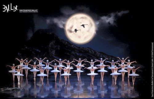Post image for Virtual Dance: HELGI TOMASSON'SSWAN LAKE (SF Ballet)