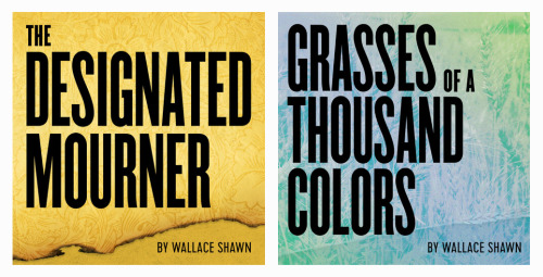 Post image for Theater Podcast: THE DESIGNATED MOURNER & GRASSES OF A THOUSAND COLORS (Wallace Shawn & André Gregory)
