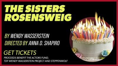 Post image for Theater: THE SISTERS ROSENSWEIG (Spotlight on Plays)