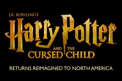 Post image for Broadway & Regional Theater: HARRY POTTER AND THE CURSED CHILD (Lyric Theatre in New York; Curran in San Francisco; Ed Mirvish Theatre in Toronto)