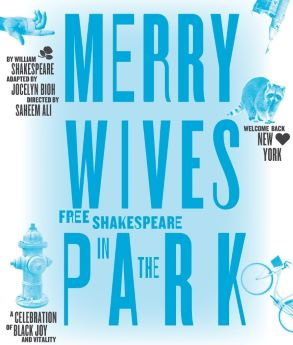 Post image for New York Theater: MERRY WIVES (The Public Theater's Free Shakespeare in the Park at the Delacorte Theater Is Extended)