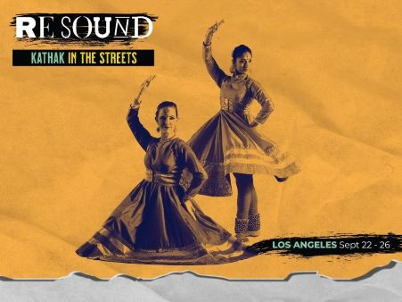 Post image for Dance: RESOUND (Leela Dance Collective in Los Angeles)