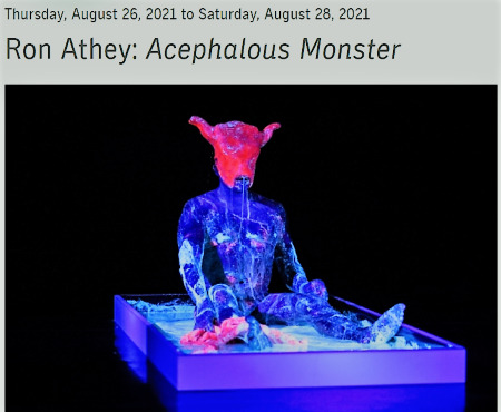 Post image for Theater: RON ATHEY / ACEPHALOUS MONSTER (REDCAT)