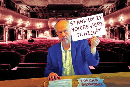 Post image for Theater: STAND UP IF YOU'RE HERE TONIGHT (Vs. Theatre Company &Circle X Theatre Co. in Los Angeles)